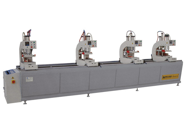 SHZ4/3/2-120×4500 Four/Three/Two-head Welding Machine
