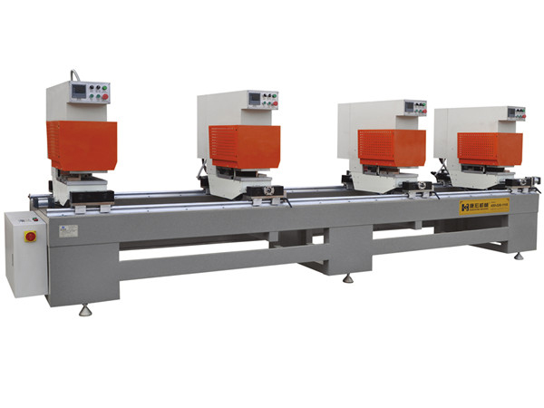 SHWF4-120×4500 Four/Three/Two-head Seamless Welding Machine