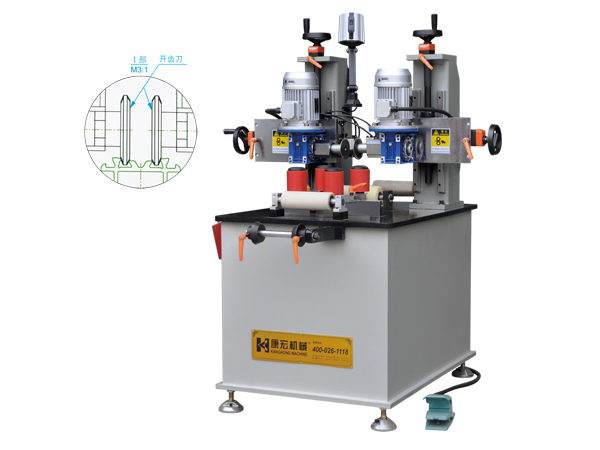 KCJ-C Knurling Machine